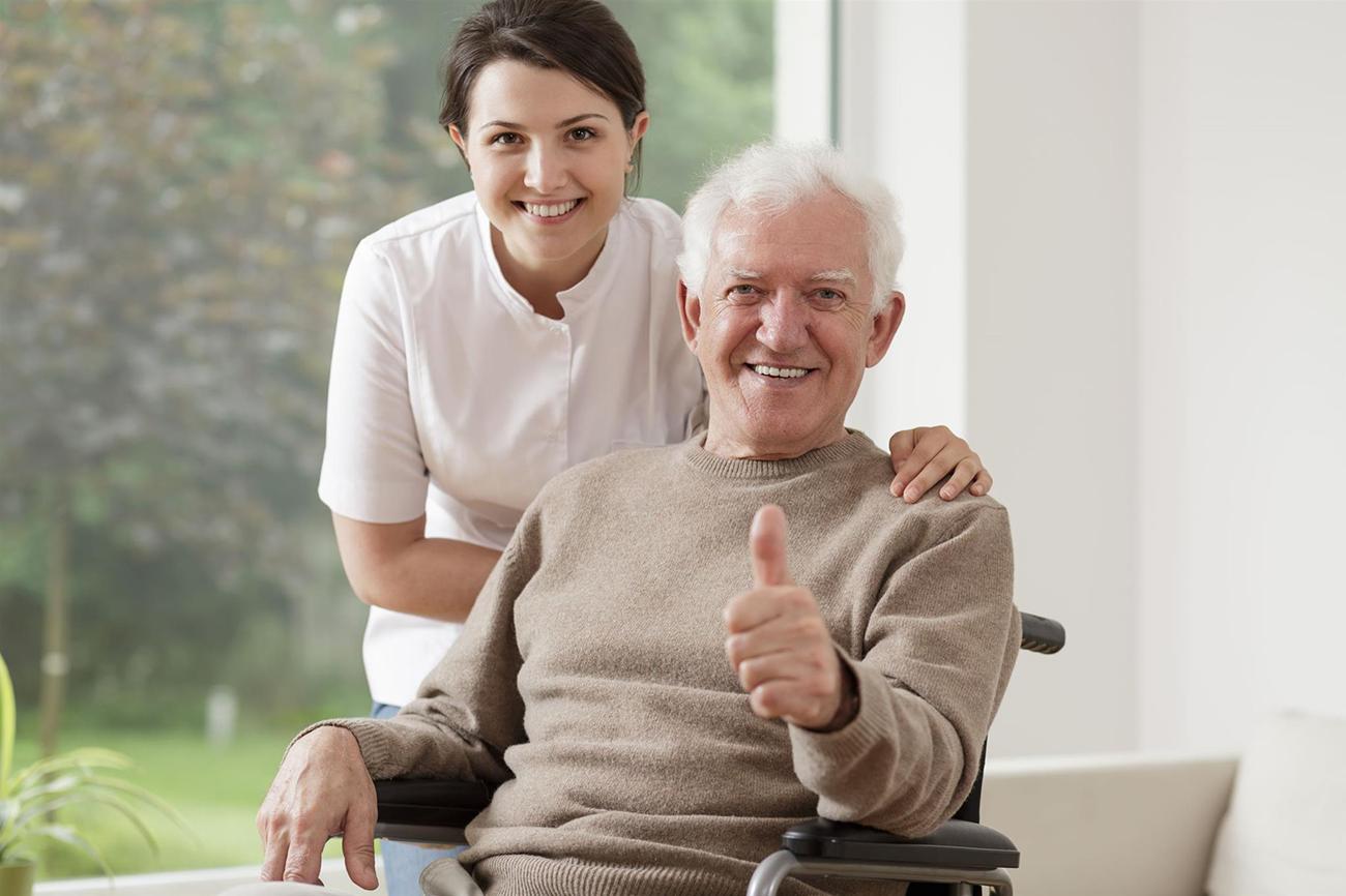 assistenza anziani