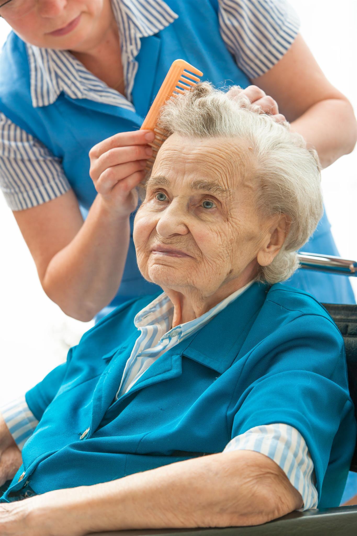 badanti per anziani e disabili
